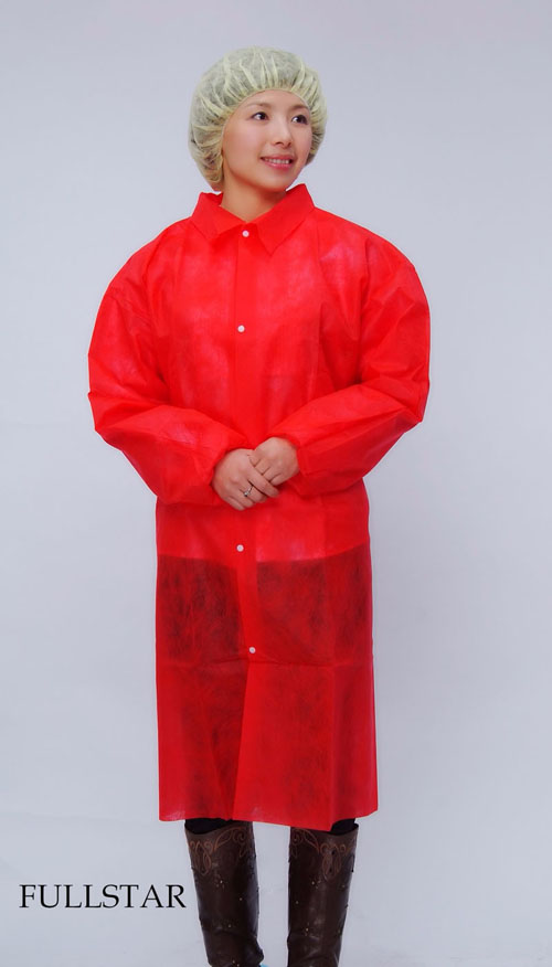Disposable SMS Lab Coat