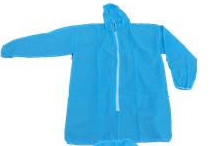 Disposable Medical PP Scrub Suit