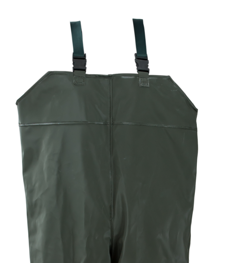 Waterproof Breathable PVC Fishing Wader