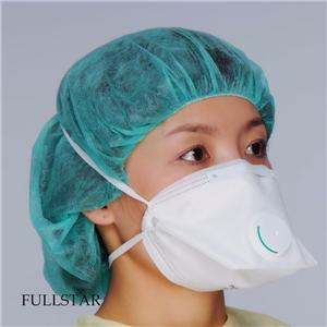 3 Ply Face Mask With Head Elastic