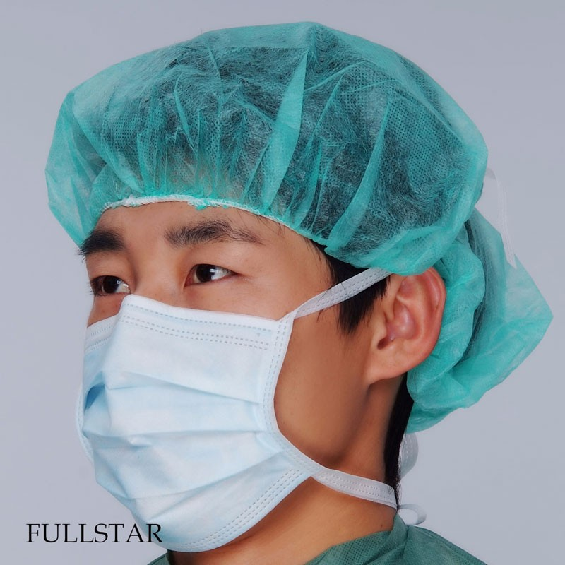 3 Ply Surgical Mask With Tie