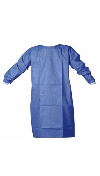 AAMI Level 3 Isolation Gown