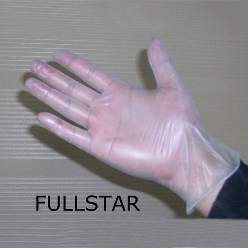 Disposable PVC Gloves Powder Or Free