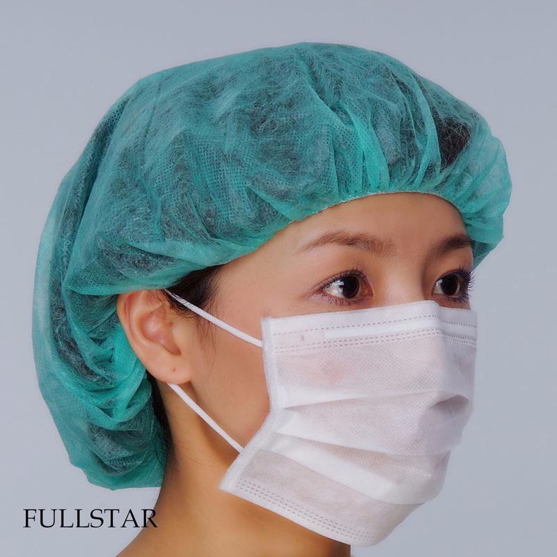 2-lagige Gesichtsmaske aus Papier