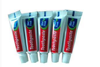 Disposable Toothpaste
