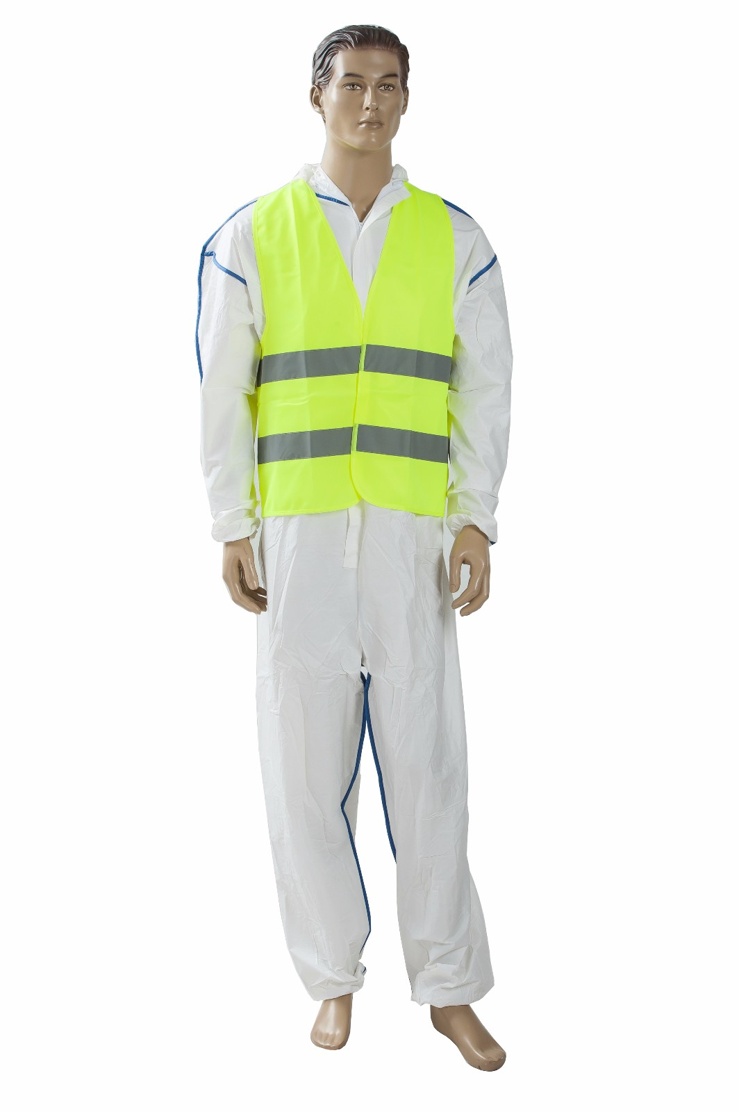 High Visible Reflective Safety Vests 2