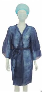 Tek kullanımlık dokuma olmayan kimono