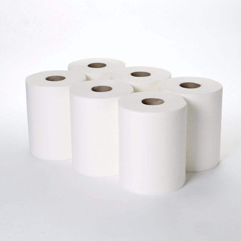 Airlaid papieren stof