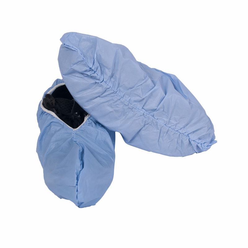 Plastic Coated Shoe Cover
