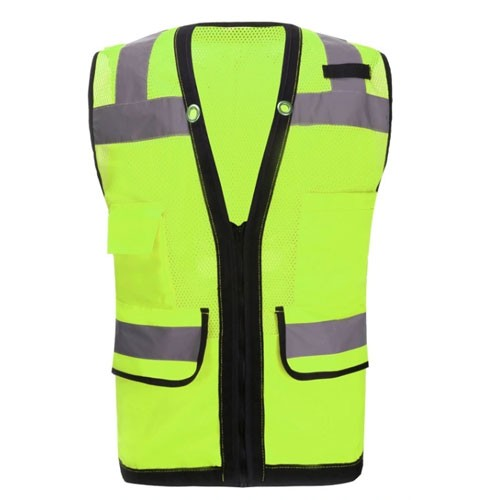 High Visible Reflective Safety Vests