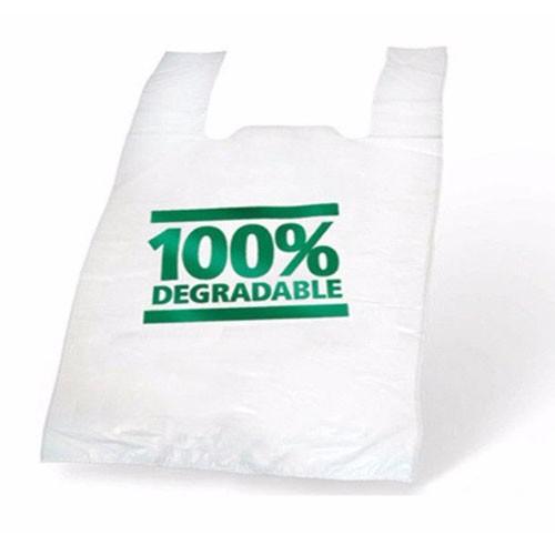 Plastic Biodegradable Bag