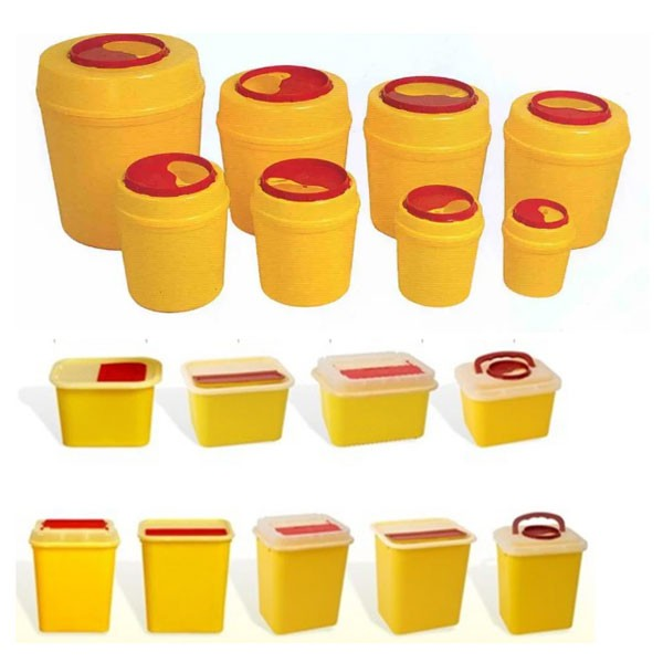Medical Disposable Sharp Waste Container