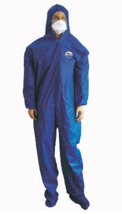 Wood Pulp Fire Retardant Coverall