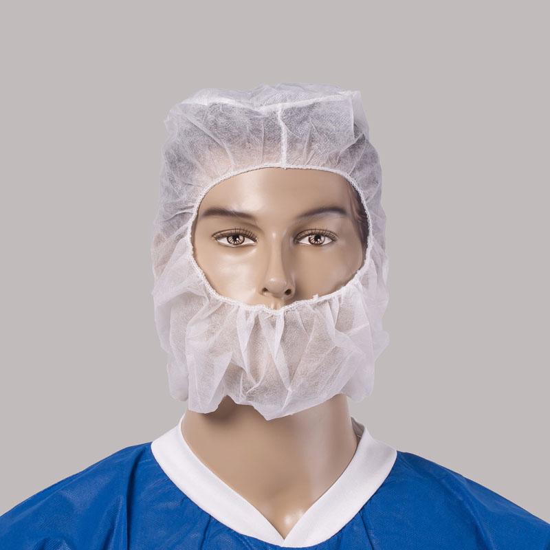Disposable Nonwoven Hood Cap