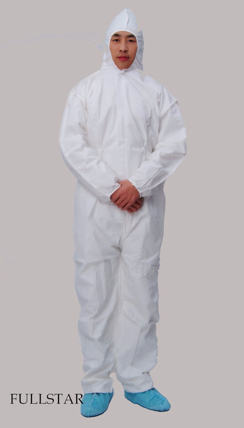 Type 5 6 Coverall Certificated