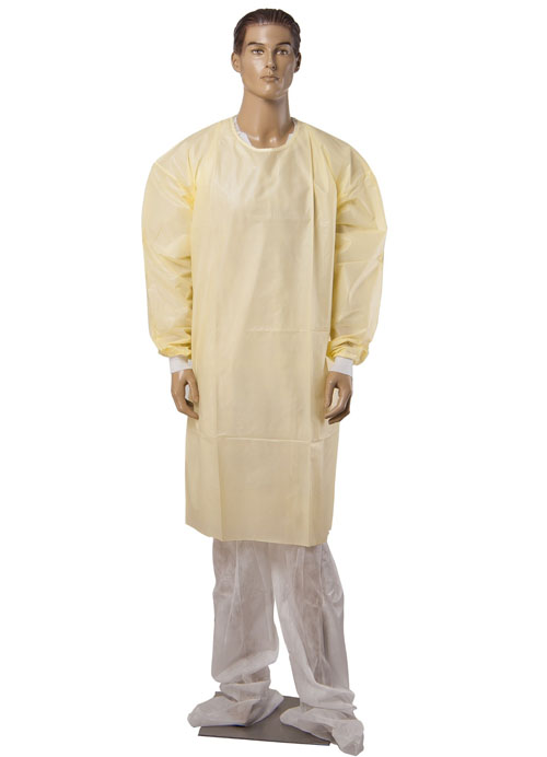 Medical Hospital Laminated PP PE Surgical Gown Manufacturers, Medical Hospital Laminated PP PE Surgical Gown Factory, Supply Medical Hospital Laminated PP PE Surgical Gown