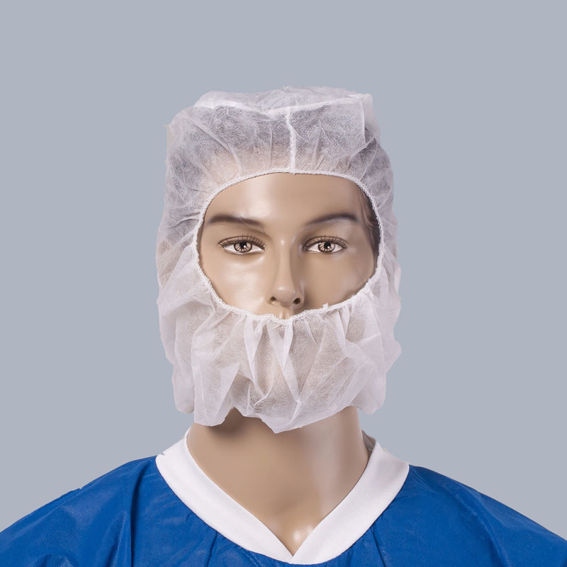 Disposable Nonwoven Hood Cap