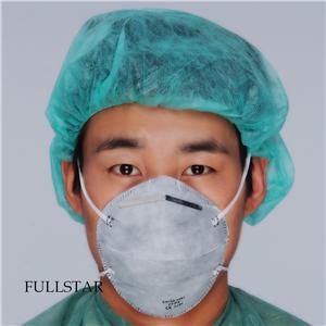 FFP2 Solunum Maskesi Yüz Maskesi