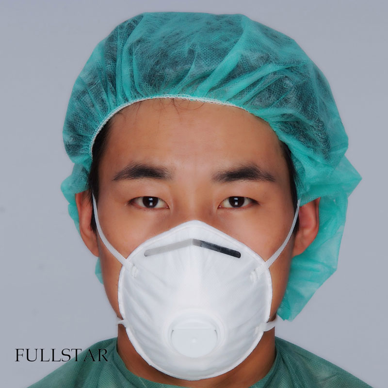 Niosh N95 Cone Style Face Mask Respirator