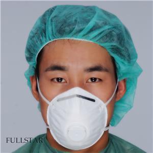 Niosh N95 Koni Stili Yüz Maskesi Solunum Cihazı
