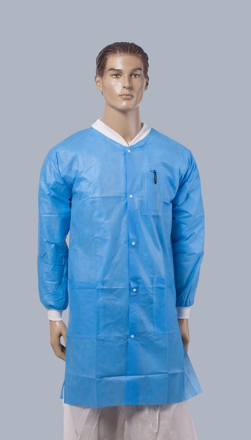 Wegwerp SMMS Lab Coat