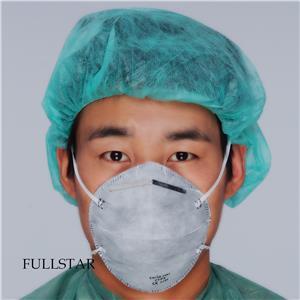 FFP2-Gesichtsmaske im Kegelstil