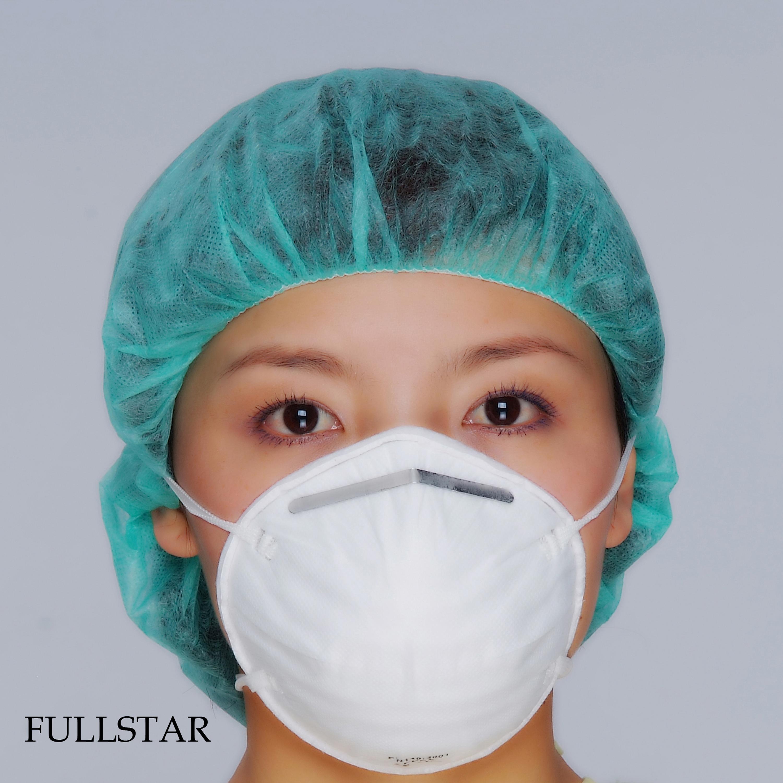 Respirador de máscara facial Niosh N95