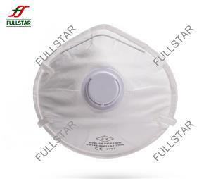 FFP2-Kegel-Gesichtsmaske mit Ventil