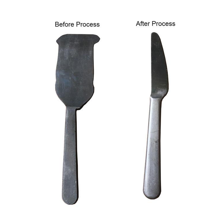 Cutlery making machinery