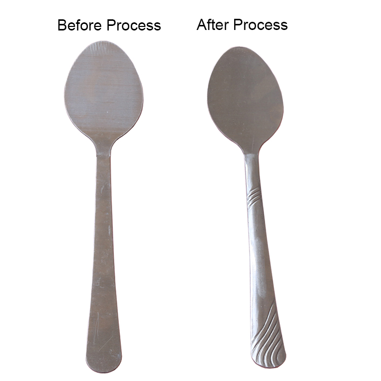 stainless steel spoon machinery