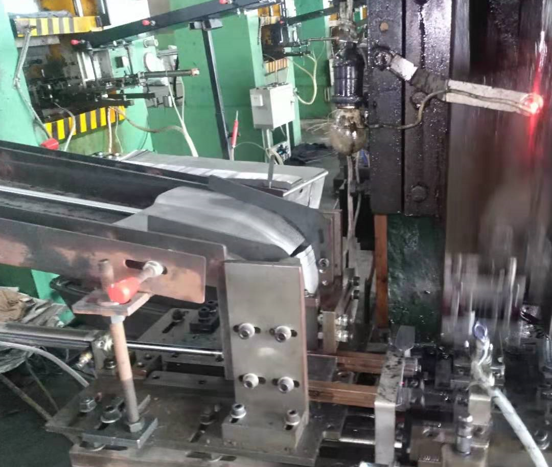 automatic cutlery process
