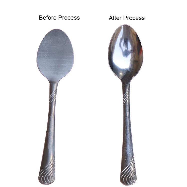 steel spoon making machine