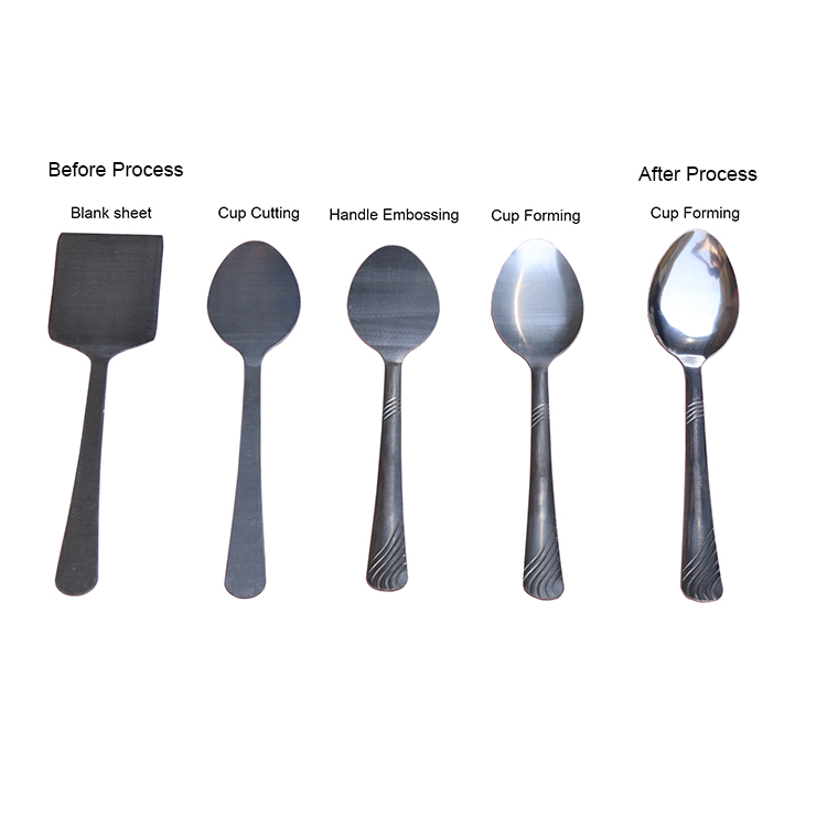 stainless steel spoon machine