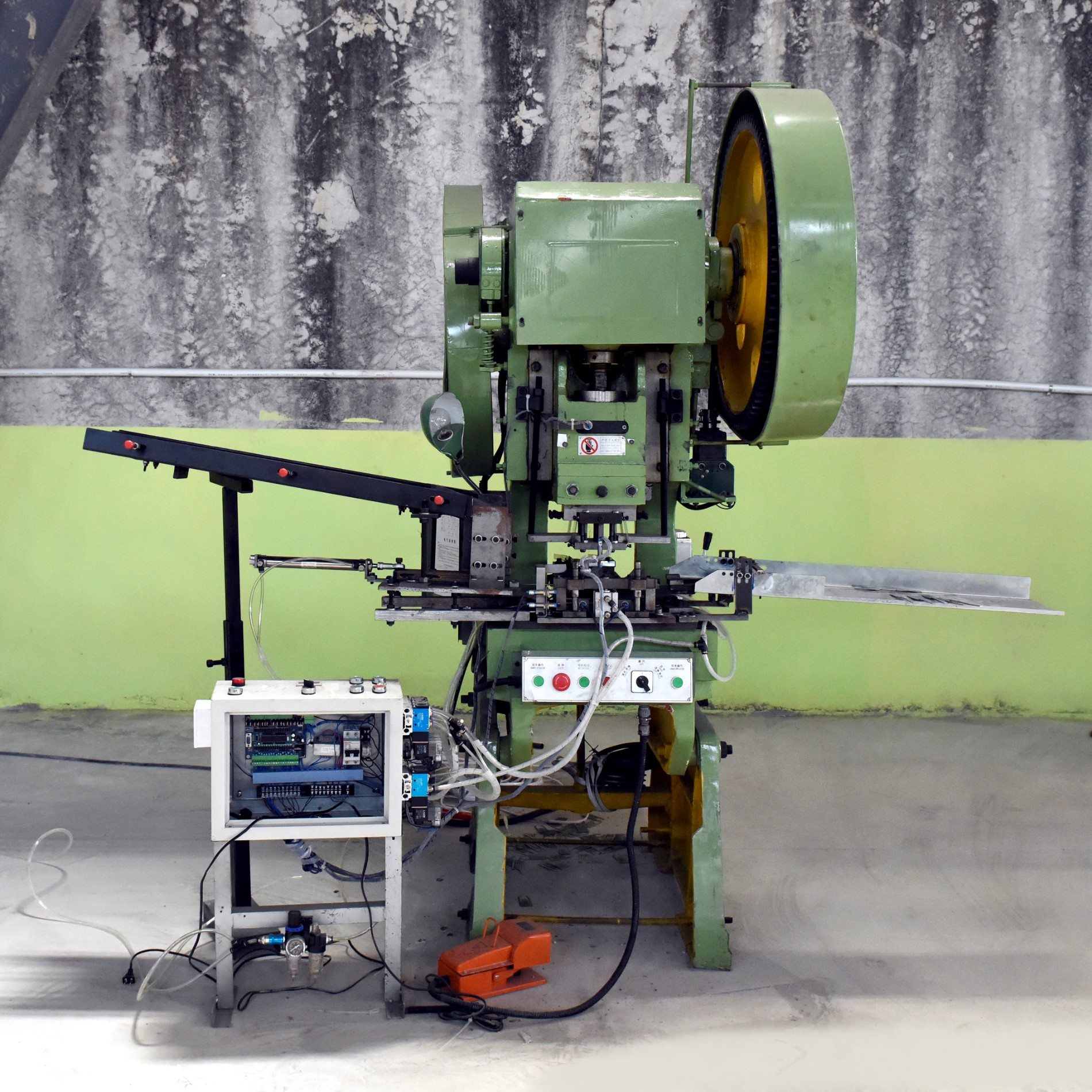 JB23-25Ton Punch Press
