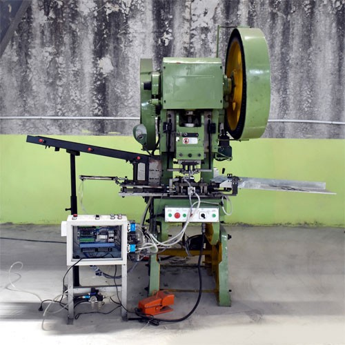 JB23-80Ton Punch Press