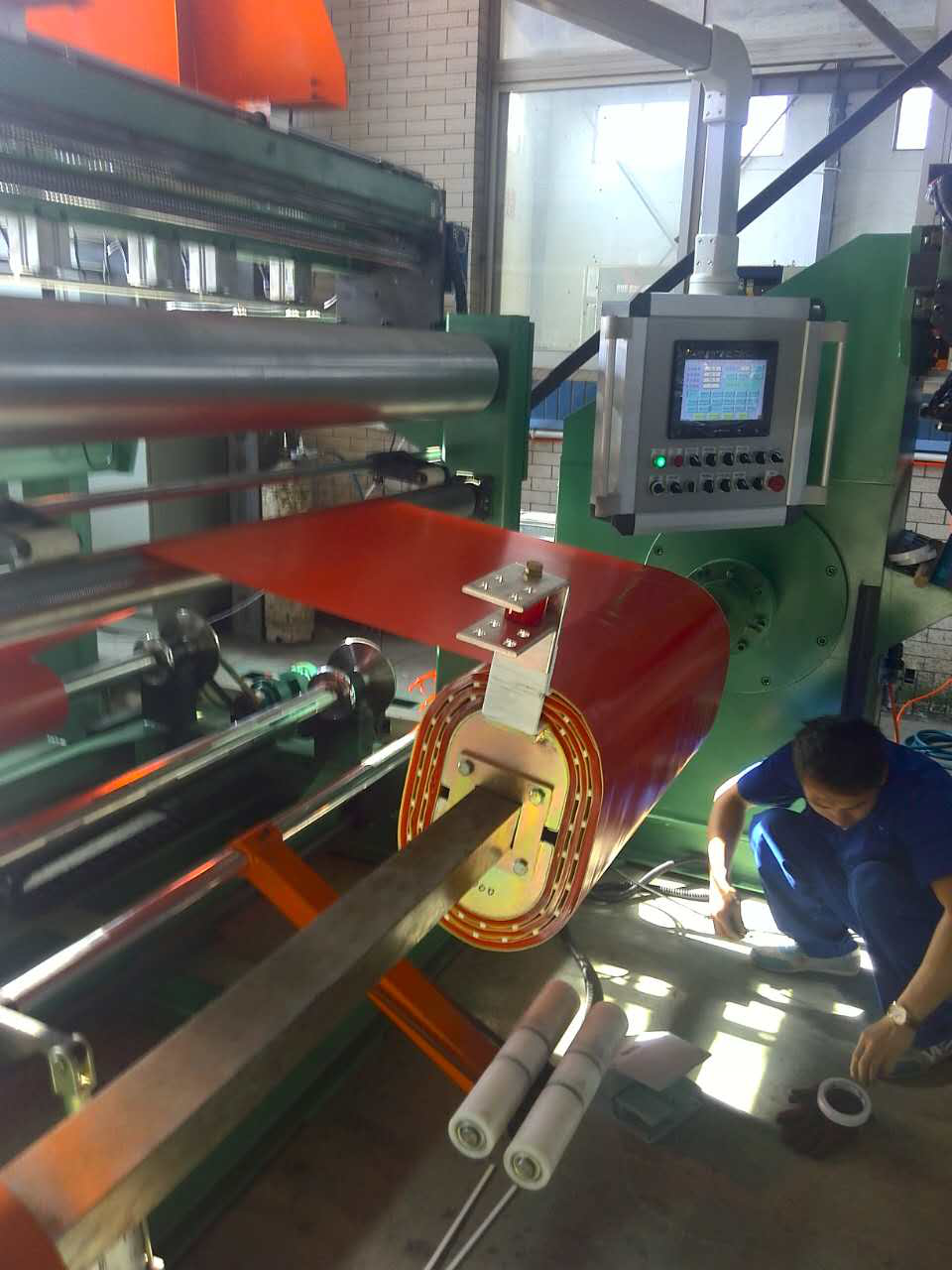 Fully Automatic Foil Winding Machine Manufacturers, Fully Automatic Foil Winding Machine Factory, Supply Fully Automatic Foil Winding Machine