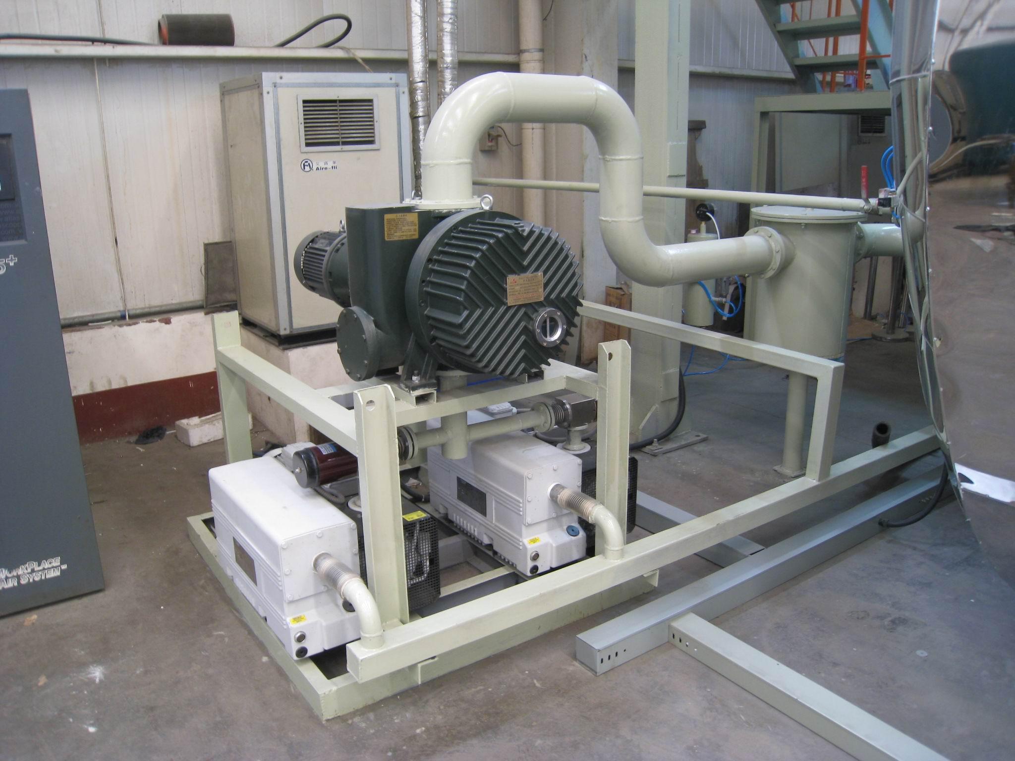 Vacuum Pressure Casting Equipment for Transformer
