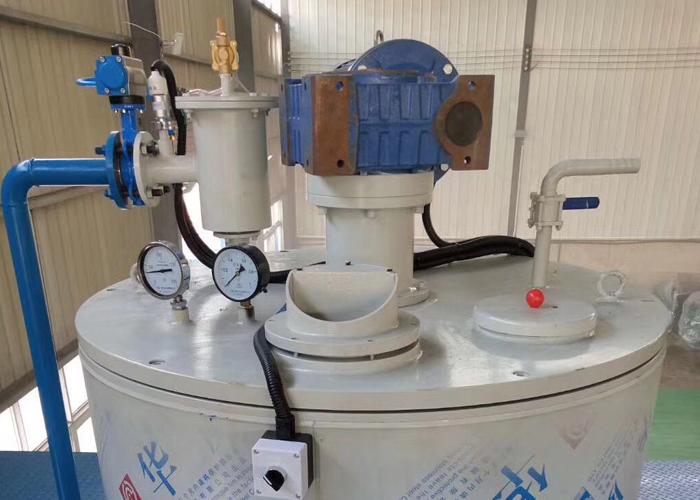 vacuum epoxy resin casting equipment