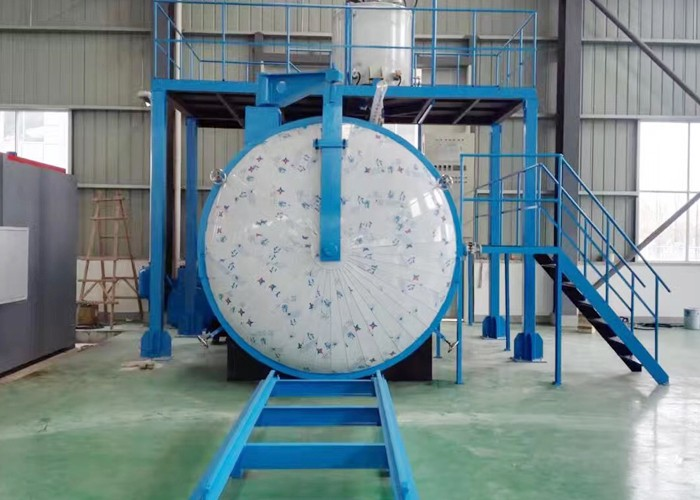 Epoxy Resin Dynamic Mixing Vacuum Pressure Pouring Equipment