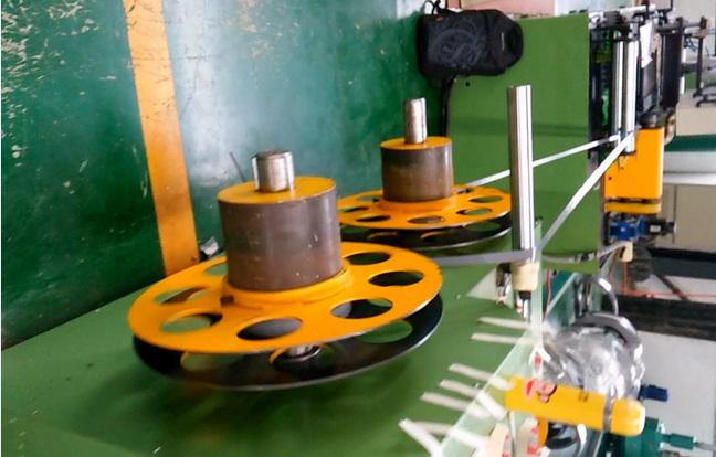 Wound Core Cutting Machine