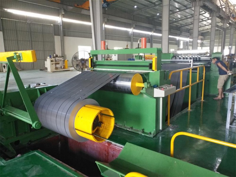 Core For Silicon Steel Sheet Slitting Line
