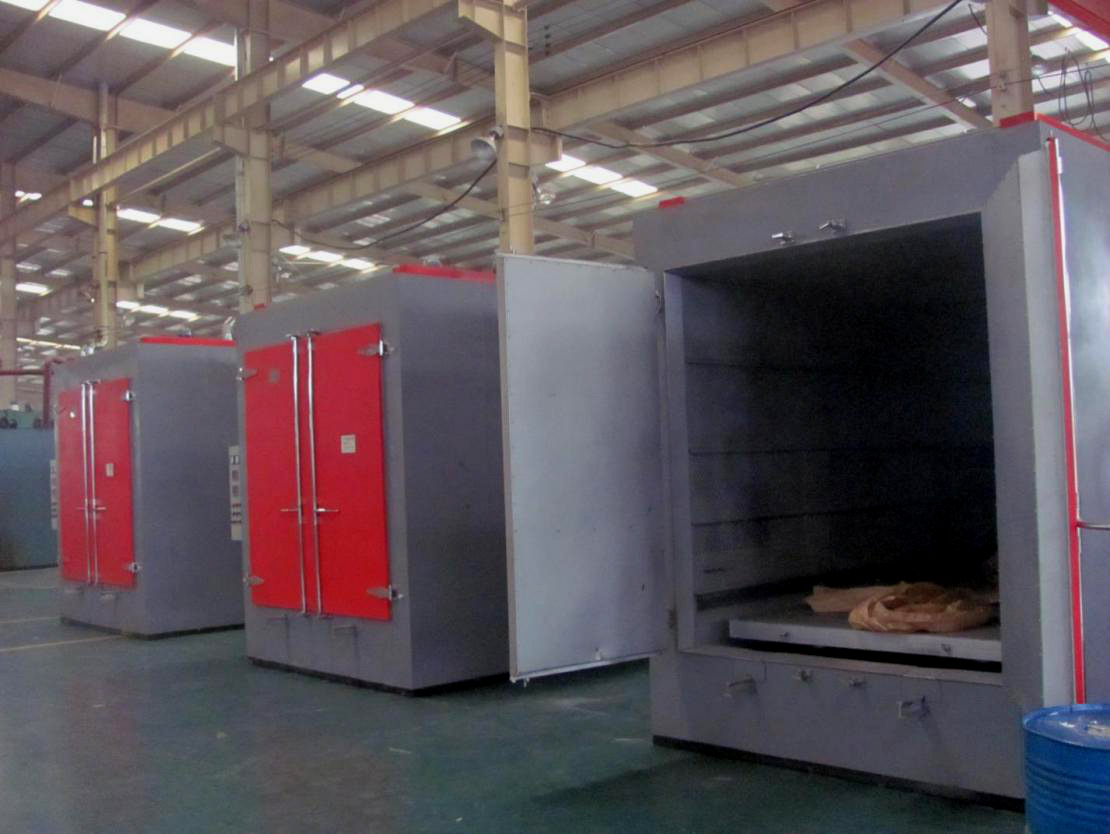 Vacuum Drying Oven Chambe For Transformer Reactor Etc Production