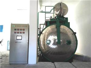 Vacuum drying For Transformer