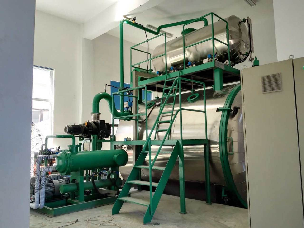 Vacuum drying For Transformer Manufacturers, Vacuum drying For Transformer Factory, Supply Vacuum drying For Transformer
