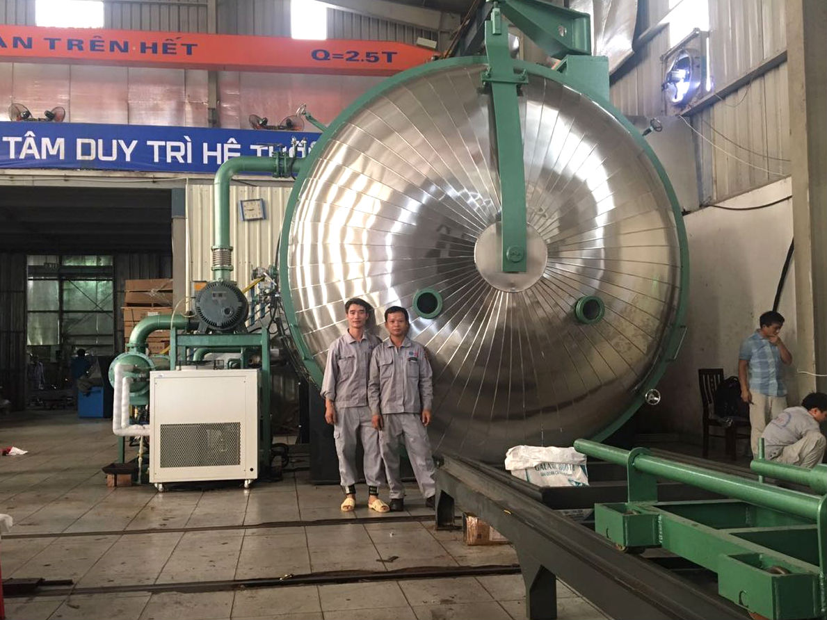 Variable Pressure Vacuum Drying Machine