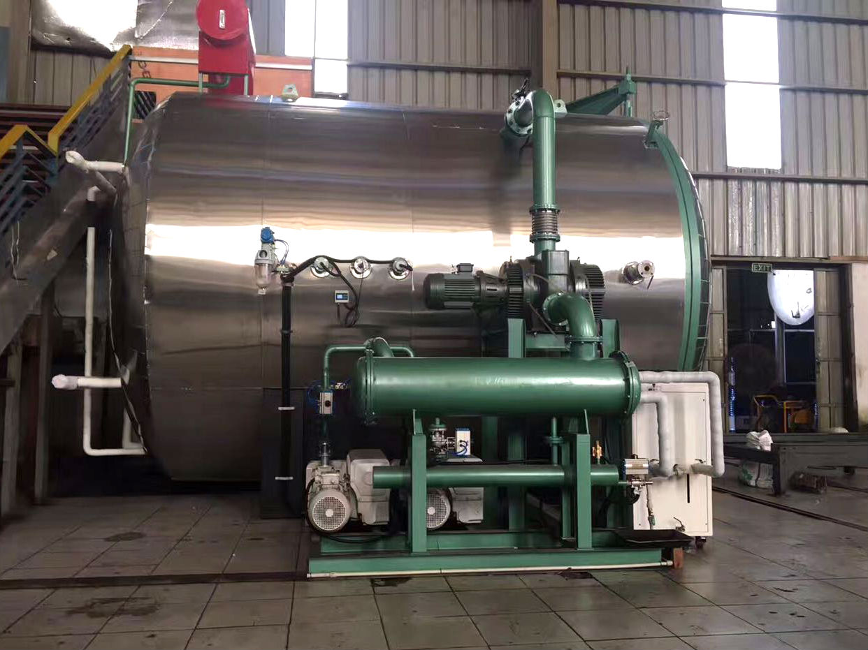 Vacuum Drying Machine