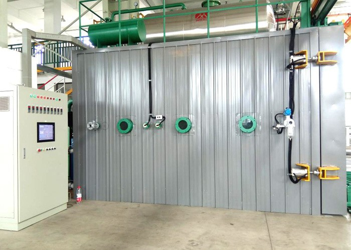Power Capacitor Vacuum Drying Plant