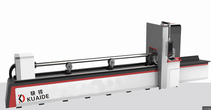 6M Fiber Laser Metal Pipe Cutting machine