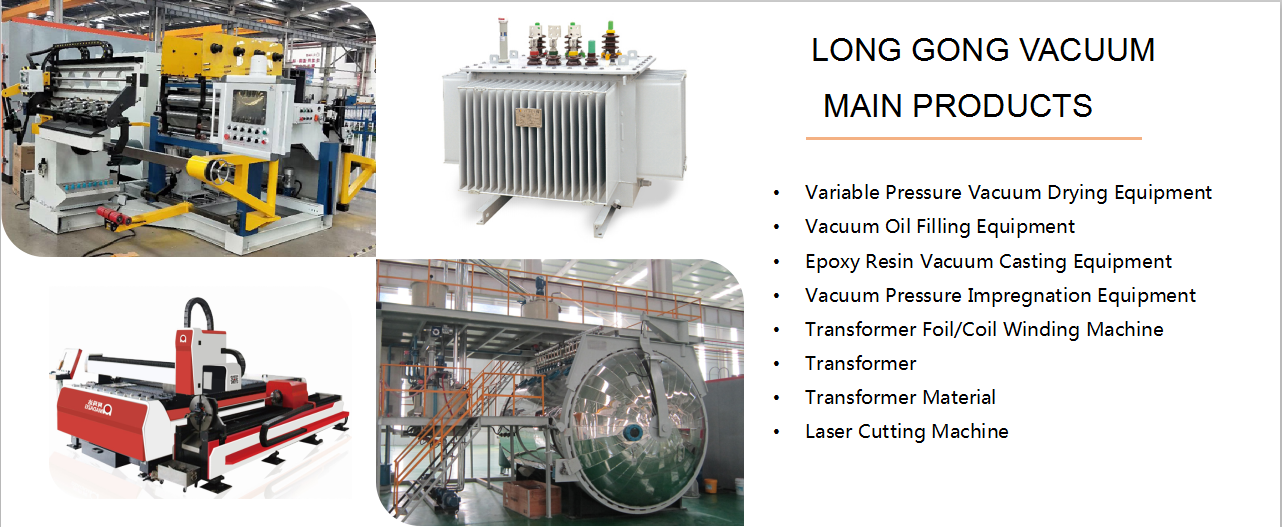 Vacuum Epoxy Resin Casting Equipment