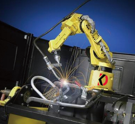 Robot Automatic Welding Machine